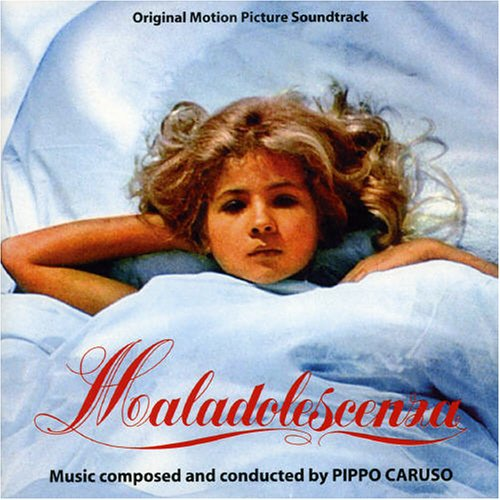 Original album cover of Maladolescenza by Pippo Caruso