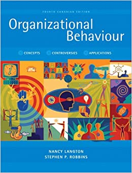 Organizational Behavior by Stephen P Robbins - AbeBooks
