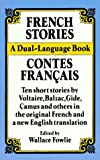 Cover of French Stories by  0486264432