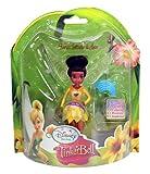 Disney Fairies Feen Puppen 10cm mit Leuchtflügel (gelb) -...
