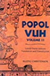 Popol Vuh: v. 2: The Sacred Book of t...