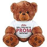 Aida Will You Go To Prom? : Medium Plush Teddy Bear