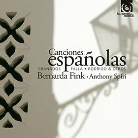 Siete canciones populares espa�olas: III. Asturiana