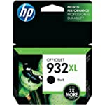 HP 932XL schwarz Original Tintenpatro...