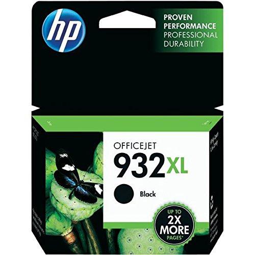 HP Tintenpatrone 932XL, schwarz