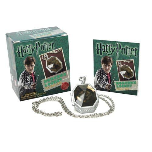 Harry Potter Locket Horcrux Kit and Sticker Book (Mega Mini Kits