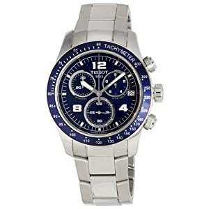 Tissot Men's T0394171104700 V-8 Chronograph Watch