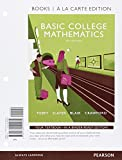 img - for Basic College Mathematics, Books a la Carte Edition (8th Edition) book / textbook / text book