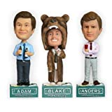 Workaholics: Braj Bobblehead 3-Pack