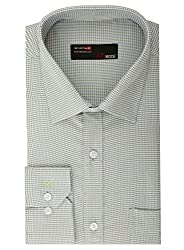LA MODE Shirt-Formal Light Green Shirt