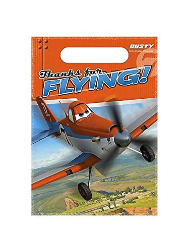Disney Planes Treat Bags (8)