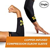 CopperJoint - Compression Elbow Sleeve (Large)