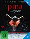 Pina (3 Disc-Set) (2D + 3D Version, inkl. Bonusmaterial) [3D Blu-ray] [Deluxe Edition]