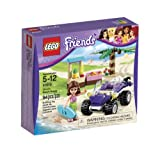 Lego Friends Olivias Beach Buggy - 41010