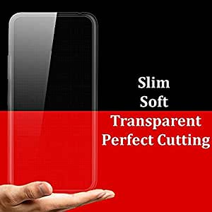 iPhone 6 Plus - Transparent Soft Ultra Slim Back Cover Case For iPhone 6 Plus