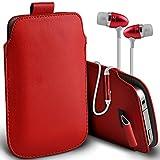 ( Red + Earphone ) Jiayu S3 3GB RAM (5.5 inch) Premium