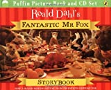 Fantastic Mr Fox Storybook & CD (Fantastic Mr Fox film tie-in)