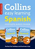 Complete Spanish (Stages 1 and 2) Box Set (Collins Easy Learning Audio Course)