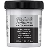 Winsor & Newton 237ml Acrylic Matt Uv Varnish