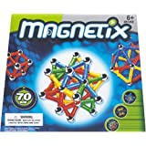 Magnetix Magnetic Building Set: 70 Piecesby Magnetix