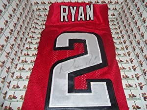 Matt Ryan Autographed Jersey Atlanta Falcons COA Memorabilia Lane & Promotions by Memorabilia Lane