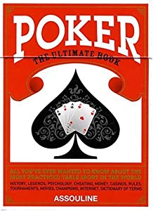 "Cover of ""Poker: The Ultimate Book"""