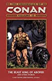 Chronicles of Conan Volume 12: The Beast King of Abombi and Other Stories
