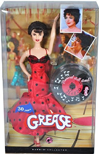 Barbie Year 2008 Pink Label Collector 30 Years GREASE Anniversary Doll Set kaufen