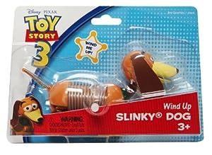 Poof-Slinky 2252a Disney Pixar Toy Story Wind-Up Dog, Miniature Version - Perfect For Party Favors Jouets, Jeux, Enfant, Peu, Nourrisson