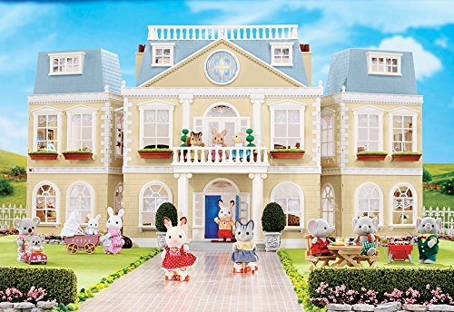 Calico Critters Cloverleaf Manor (Critter House compare prices)