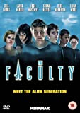 The Faculty [DVD]