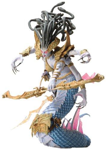 World Of Warcraft - Deluxe Action Figure: Lady Vashj