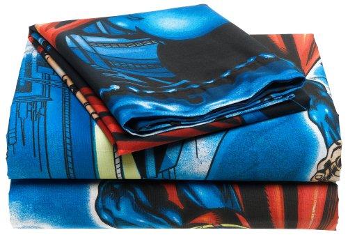Superhero Bedding Twin 1778 front