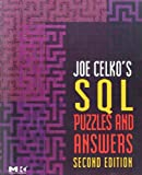 Joe Celko's SQL Puzzles and Answers, Second Edition (The Morgan Kaufmann Series in Data Management Systems)