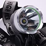 1800Lm CREE T6 LED LED Headlight Head...
