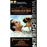 As Good As It Gets [VHS] ~ Jack Nicholson