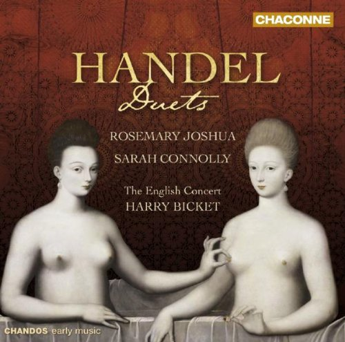 Duetos De Agripina (Harry Bicket) - Handel - CD