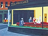 Edward Hopper NIGHTHAWKS Acrylic Painting Kit 12 x 16