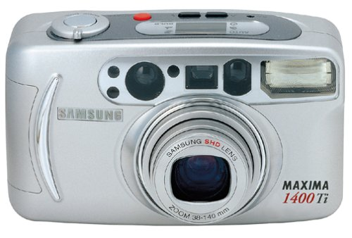 Cheapest Price! Samsung MAXIMA 1400 Ti Super QD 35mm Camera
