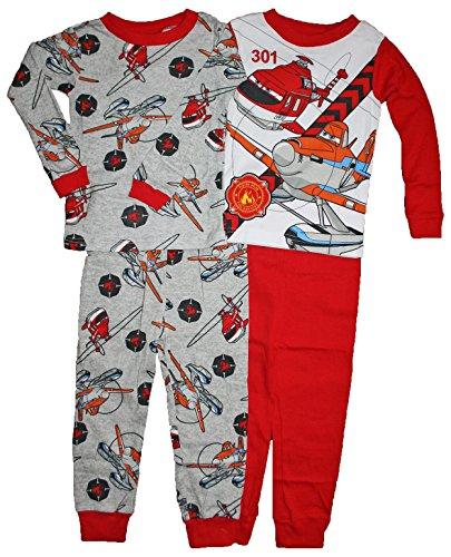 Kids Red Pajamas