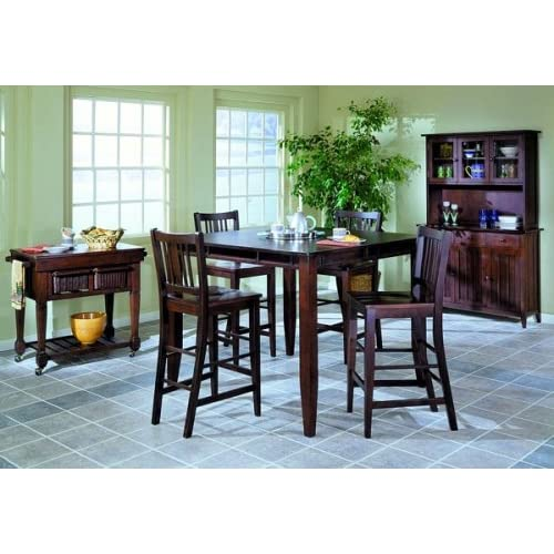 Pub Dining Table Set