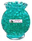 1 Pound Bag of Water Beads - Turquoise