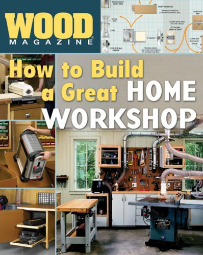 Wood Magazine How to Build a Great Home Workshop