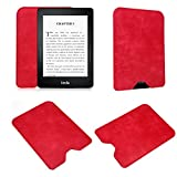 Bear Motion ® Premium Slim Sleeve Case Cover for Kindle Voyage - Red