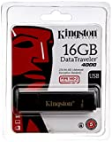 Kingston DataTraveler 4000 USB 2.0 16GB Pen Drive