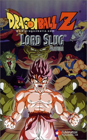 Dragon Ball Z - Lord Slug - Feature [VHS]