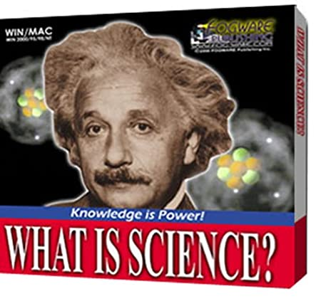 What is Science? (Jewel Case)