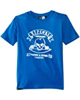 Rip Curl Boy's Factory and Repairs Short Sleeve Animal Print T-Shirt