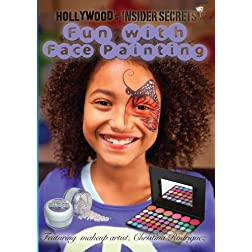 Hollywood's Insider Secrets: Fun with Face Painting