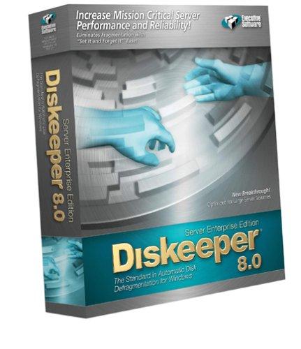 Exec. Soft. DISKEEPER 8.0 SERVER ENTERPRISE